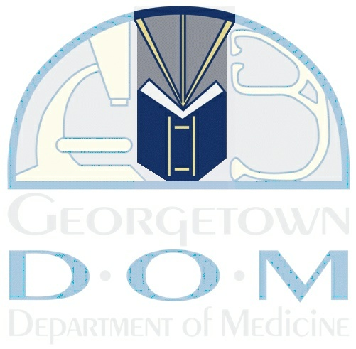 Georgetown Department of Medicine logo