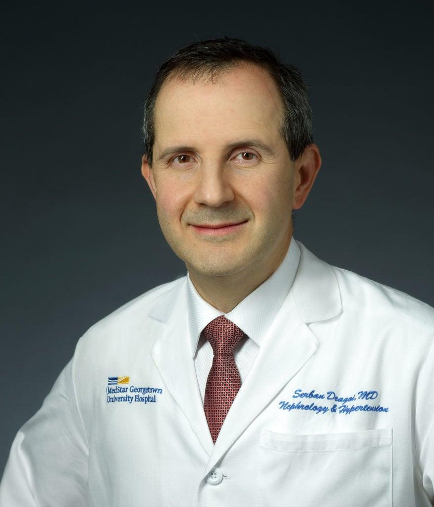 Serban Dragoi, MD, PhD
